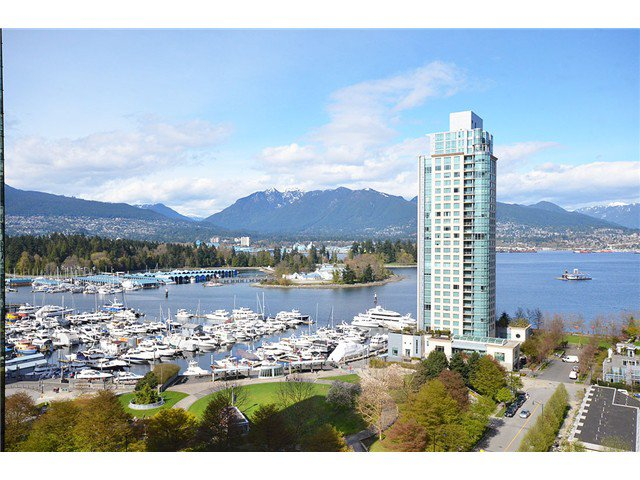Main Photo: 1501 1277 MELVILLE Street in Vancouver: Coal Harbour Condo for sale (Vancouver West)  : MLS®# V1057823