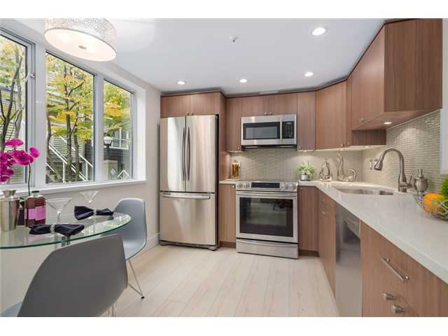 "Main Photo: 101 789 W 16TH Avenue in Vancouver: Fairview VW Condo for sale in ""Sixteen Willows"" (Vancouver West)  : MLS®# V1087603"
