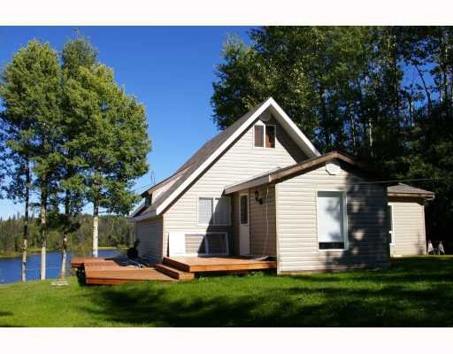 Main Photo: 28260 NESS LAKE Road in Prince George: Ness Lake House for sale (PG Rural North (Zone 76))  : MLS®# R2010346