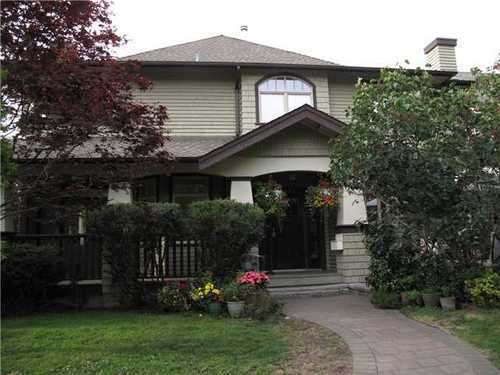 Main Photo: 2293 13TH Ave in Vancouver West: Kitsilano Home for sale ()  : MLS®# V843171