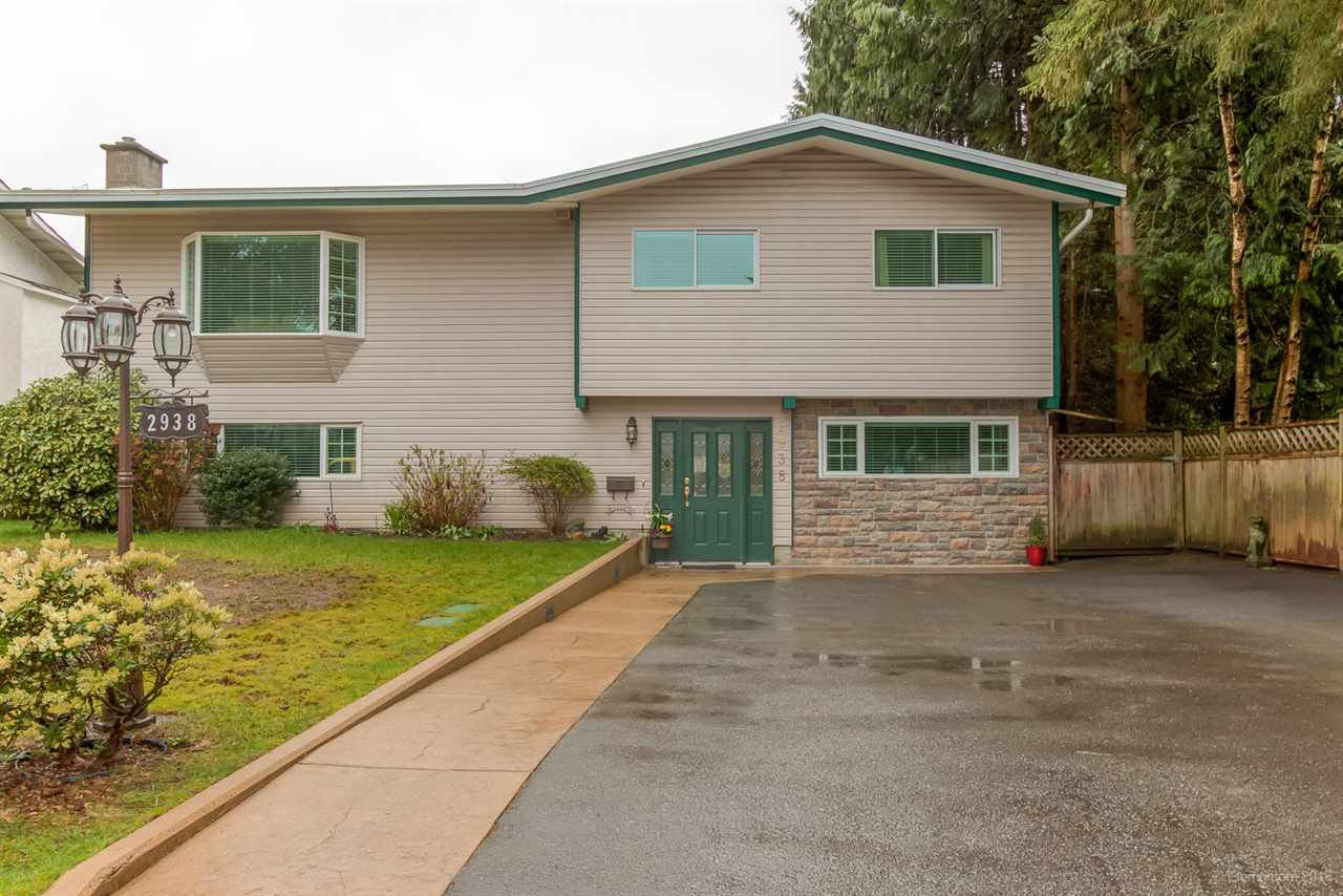 Main Photo: 2938 COVENTRY Crescent in Port Coquitlam: Glenwood PQ House for sale : MLS®# R2051205