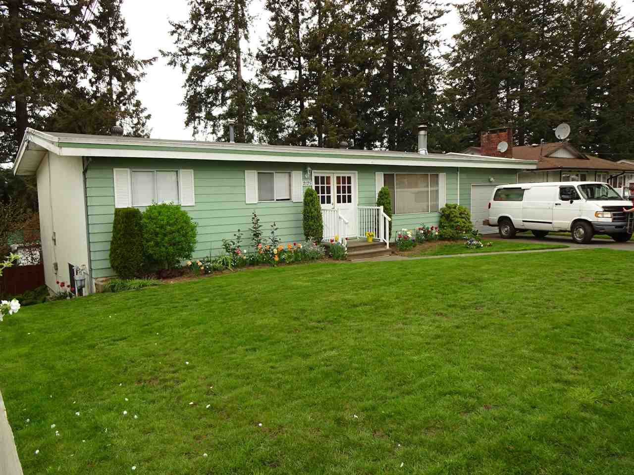 "Main Photo: 2125 TOPAZ Street in Abbotsford: Abbotsford West House for sale in ""CLEARBROOK"" : MLS®# R2057521"