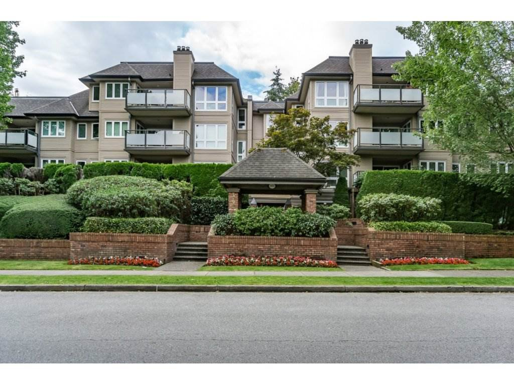"Main Photo: 203 3970 LINWOOD Street in Burnaby: Burnaby Hospital Condo for sale in ""CASCADE VILLAGE-THE PALISADES"" (Burnaby South)  : MLS®# R2092917"