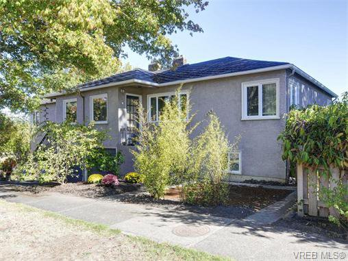 Main Photo: 349/51 Kipling St in VICTORIA: Vi Fairfield West Full Duplex for sale (Victoria)  : MLS®# 744993