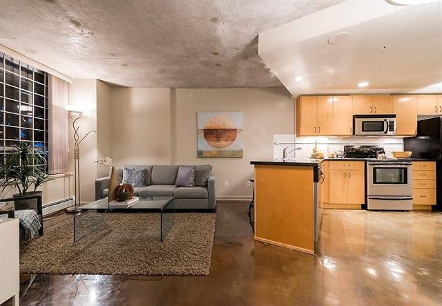"""Main Photo: 905 STATION Street in Vancouver: Mount Pleasant VE Condo for sale in """"LEFT BANK"""" (Vancouver East)  : MLS®# R2119422"""