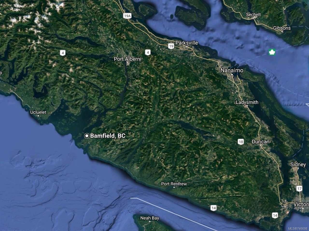Main Photo: LT 15 S Bamfield Rd in BAMFIELD: PA Bamfield Land for sale (Port Alberni)  : MLS®# 746698