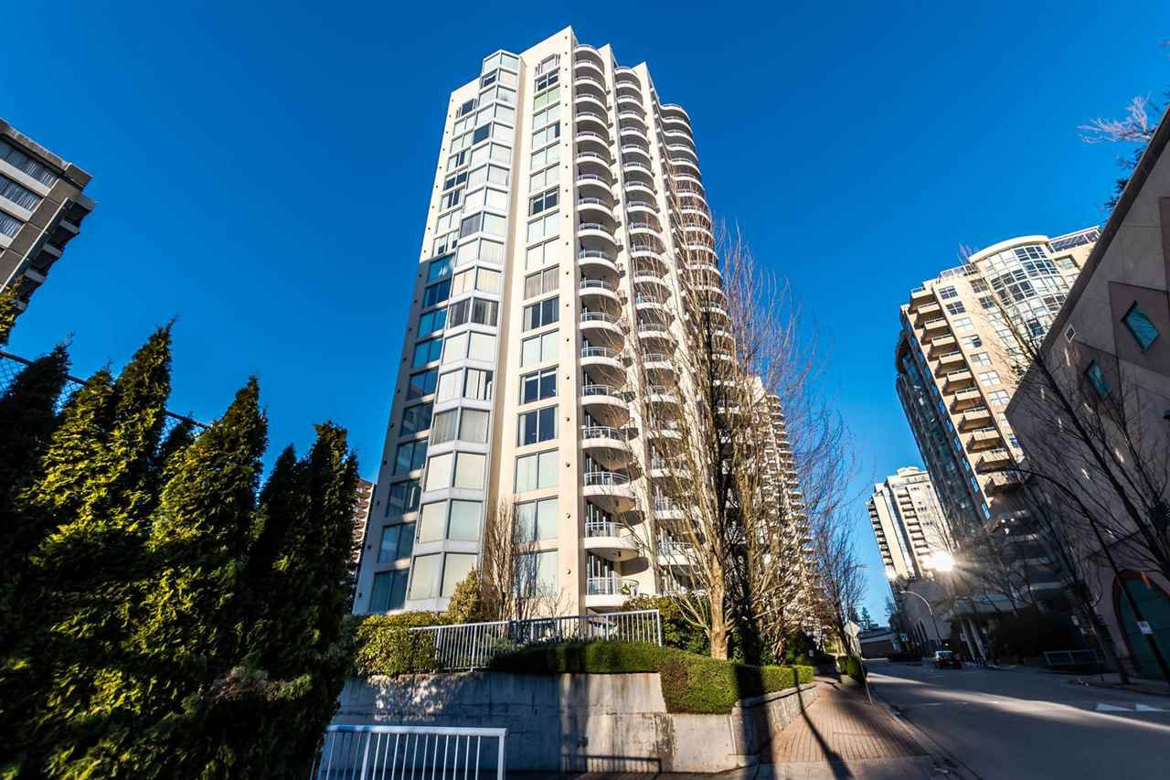"""Main Photo: 1104 739 PRINCESS Street in New Westminster: Uptown NW Condo for sale in """"BERKLEY PLACE"""" : MLS®# R2130452"""