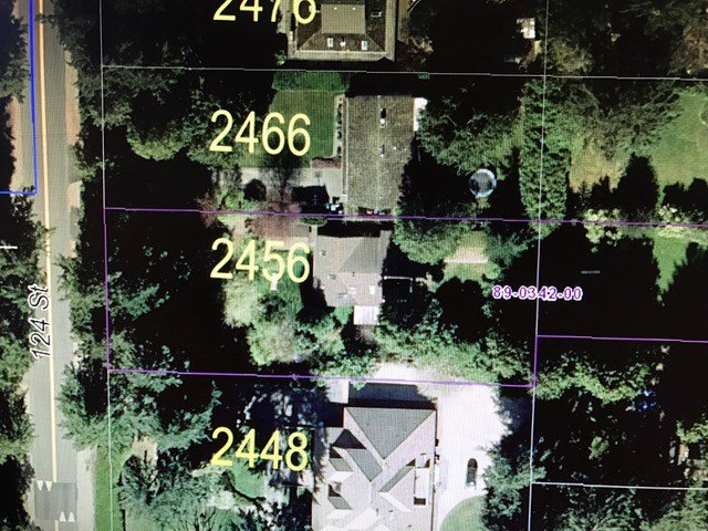 70 X 203 Sq Foot Lot