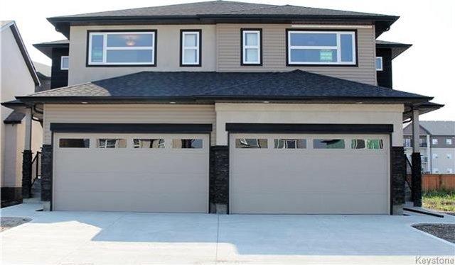 Main Photo: 90 Larry Vickar Drive West in Winnipeg: Devonshire Village Residential for sale (3K)  : MLS®# 1719756
