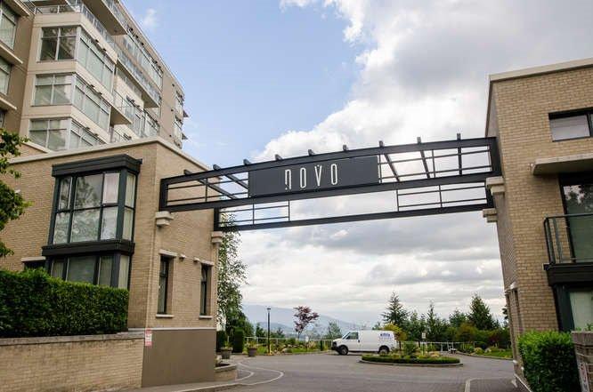 "Main Photo: 003 9288 UNIVERSITY Crescent in Burnaby: Simon Fraser Univer. Condo for sale in ""Novo 1"" (Burnaby North)  : MLS®# R2200391"