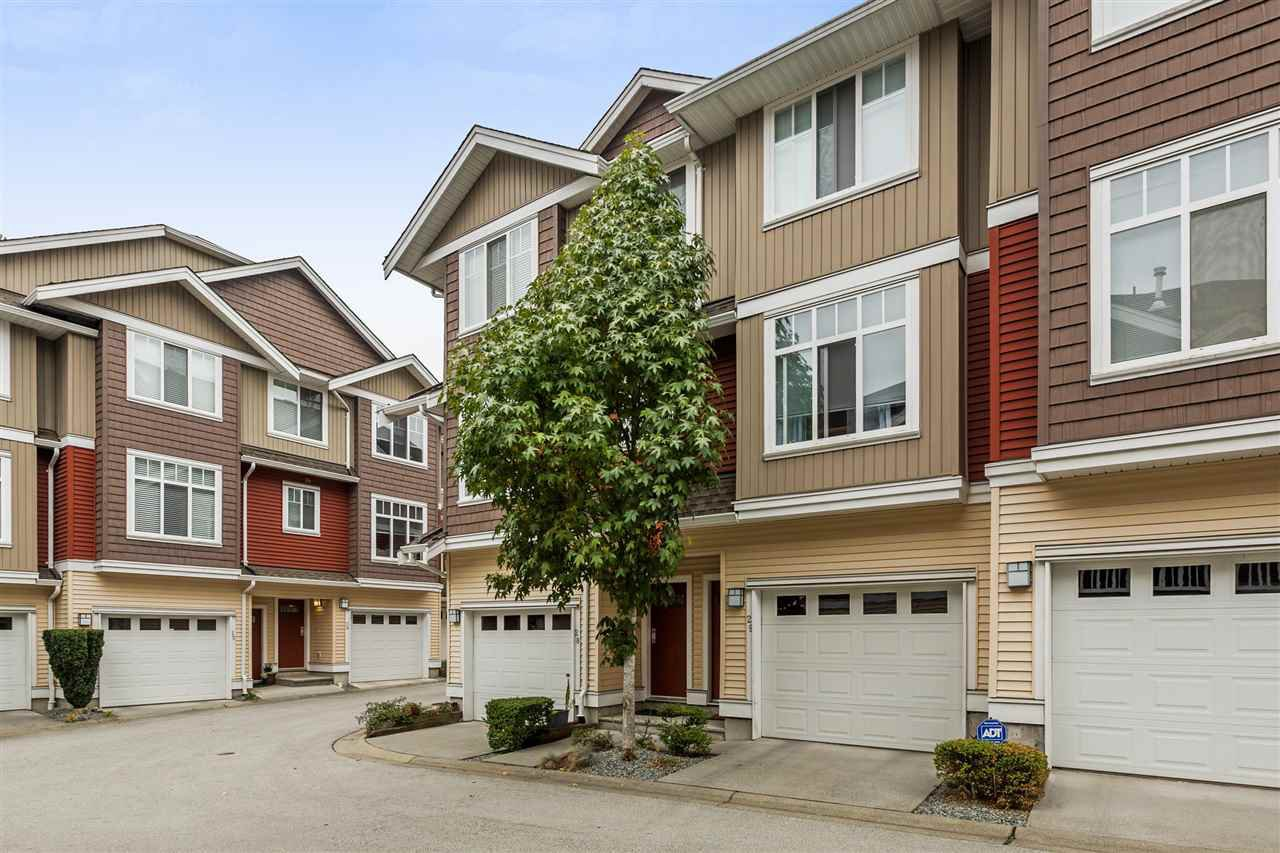 "Main Photo: 29 19455 65 Avenue in Surrey: Clayton Townhouse for sale in ""Two Blue"" (Cloverdale)  : MLS®# R2215510"
