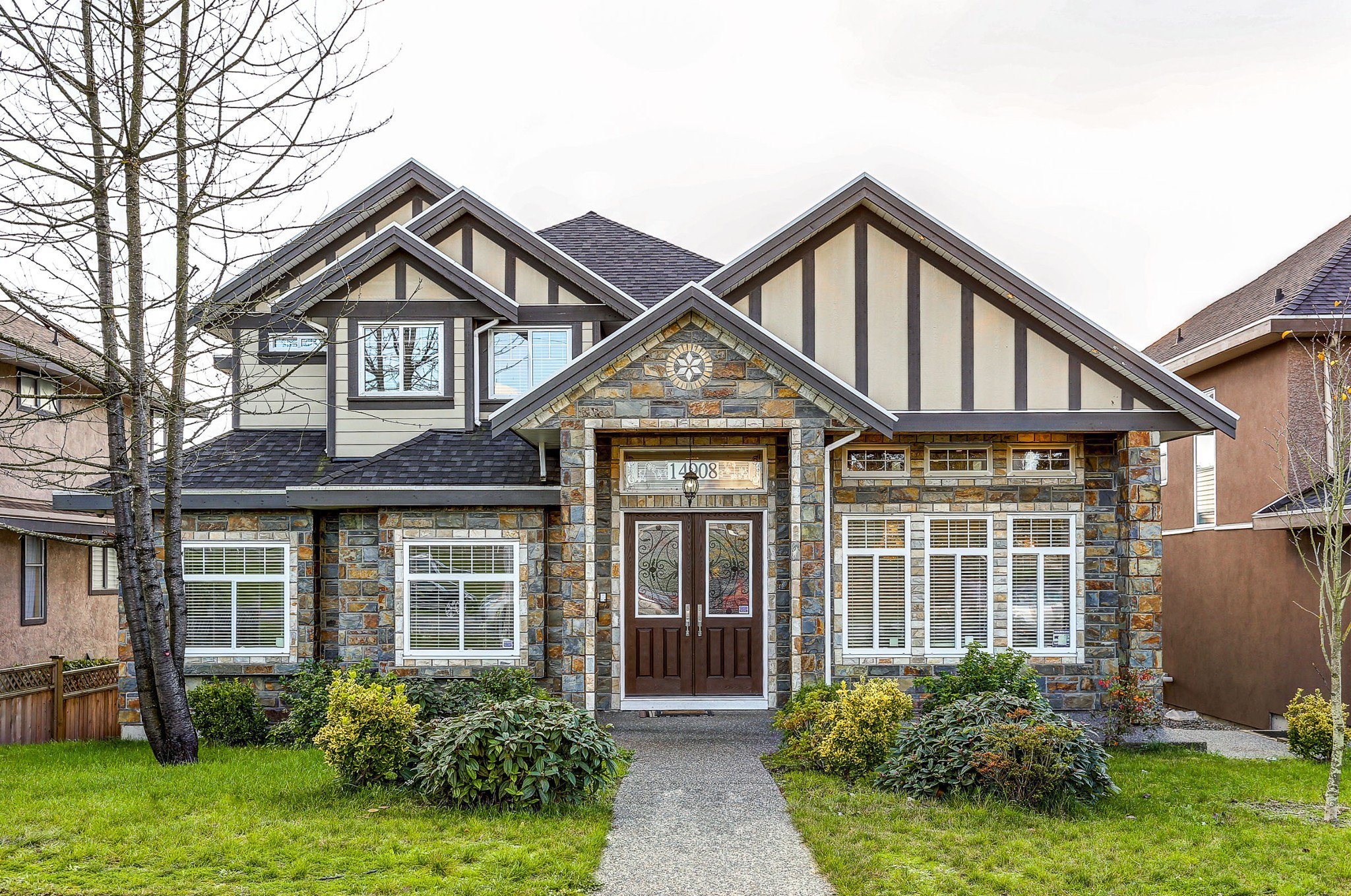 Main Photo: 14908 84 Avenue in Surrey: Bear Creek Green Timbers House for sale : MLS®# R2012788