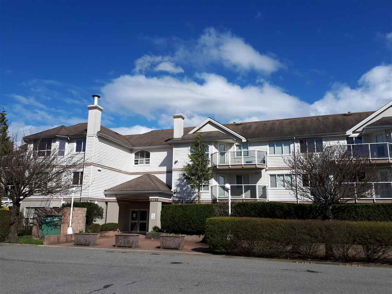 "Main Photo: 206 12769 72 Avenue in Surrey: West Newton Condo for sale in ""Savoy I"" : MLS®# R2257906"