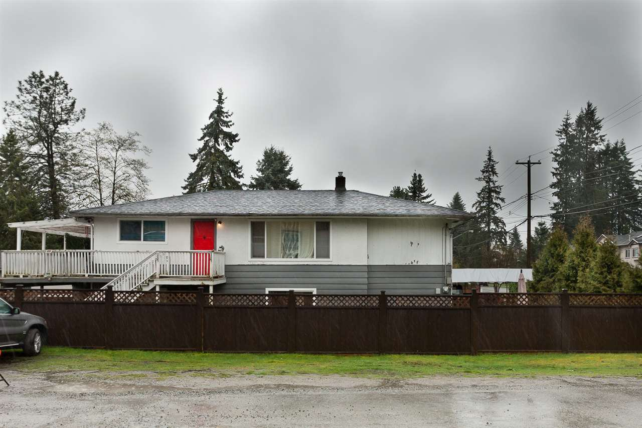 Main Photo: 1694 DORSET Avenue in : Glenwood PQ House for sale (Port Coquitlam)  : MLS®# R2258699
