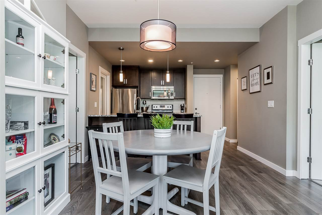 """Photo 8: Photos: 206 2242 WHATCOM Road in Abbotsford: Abbotsford East Condo for sale in """"Waterleaf"""" : MLS®# R2288895"""