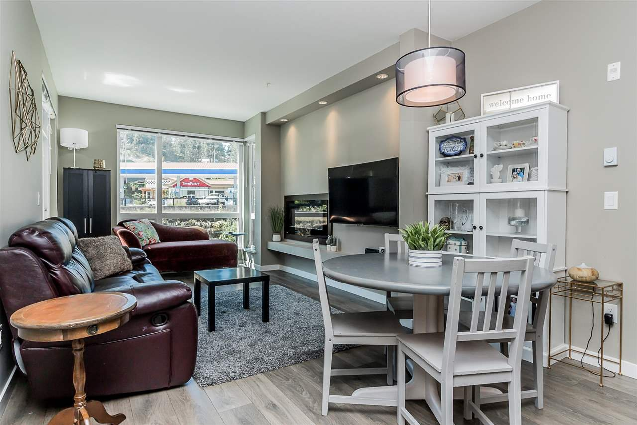 """Photo 9: Photos: 206 2242 WHATCOM Road in Abbotsford: Abbotsford East Condo for sale in """"Waterleaf"""" : MLS®# R2288895"""
