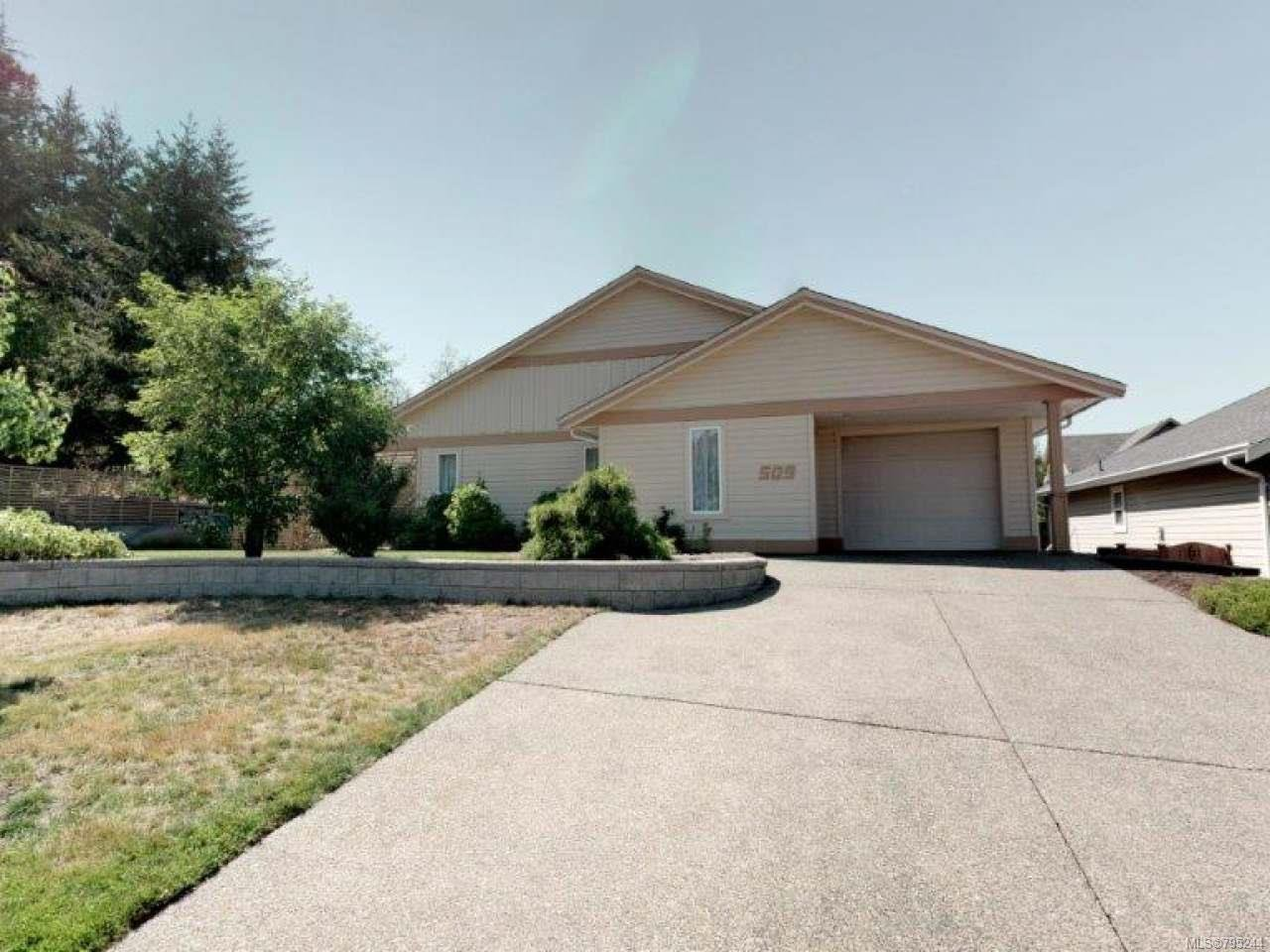 Main Photo: 509 CORFIELD STREET in PARKSVILLE: PQ Parksville House for sale (Parksville/Qualicum)  : MLS®# 795244