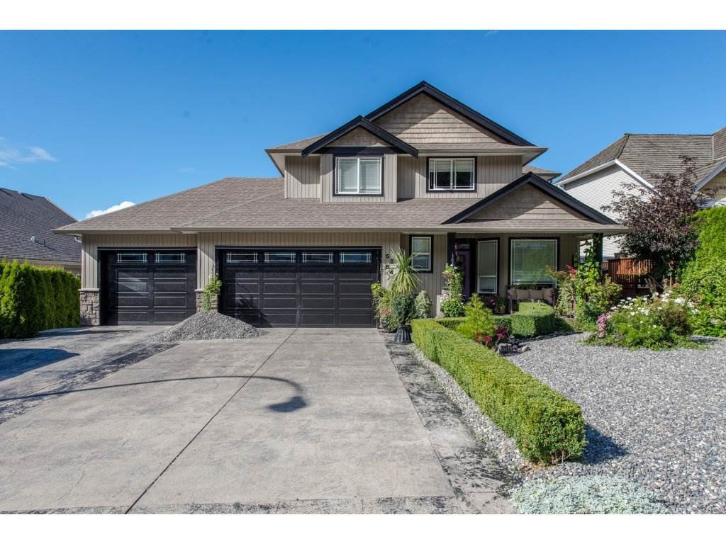 Main Photo: 5284 GOLDSPRING Place in Sardis: Promontory House for sale : MLS®# R2307681