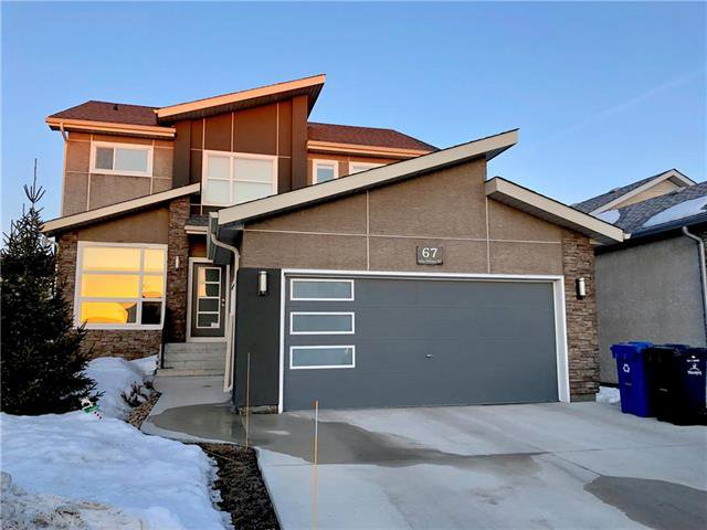 Main Photo: 67 John Pelland Road in Winnipeg: Sage Creek Residential for sale (2K)  : MLS®# 1906038