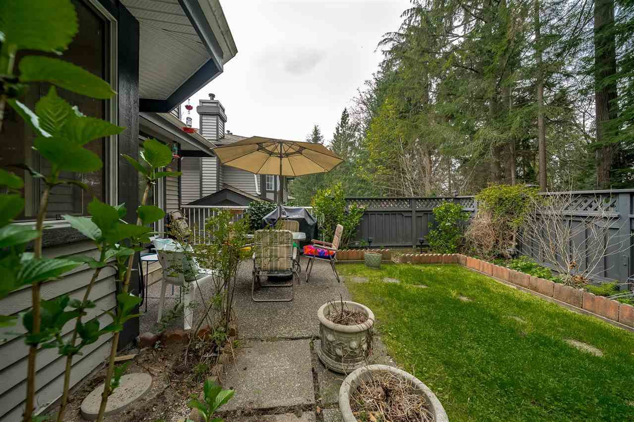 """Photo 19: Photos: 132 2998 ROBSON Drive in Coquitlam: Westwood Plateau Townhouse for sale in """"FOXRUN"""" : MLS®# R2360529"""