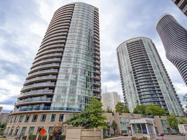 Main Photo: Map location: 2201 90 Absolute Avenue in Mississauga: City Centre Condo for lease : MLS®# W4480391