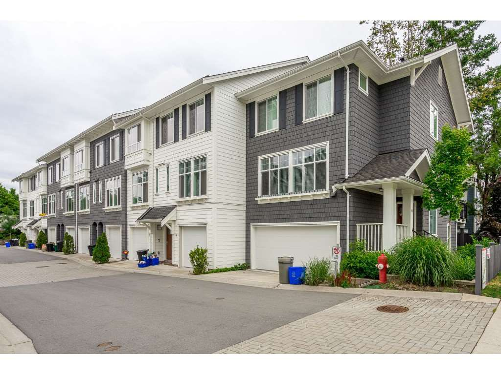 "Main Photo: 16 2550 156 Street in Surrey: King George Corridor Townhouse for sale in ""Paxton"" (South Surrey White Rock)  : MLS®# R2385425"