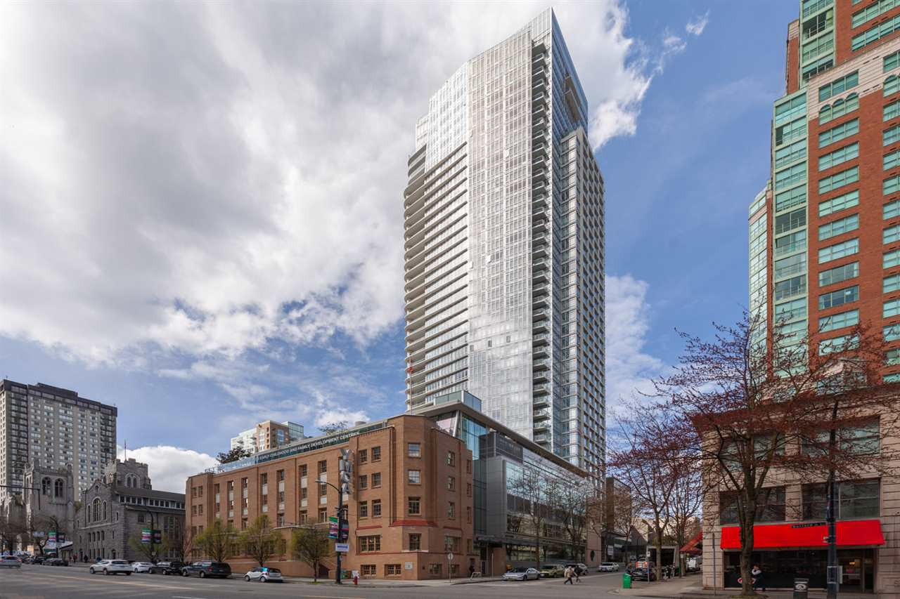 "Main Photo: 4102 1028 BARCLAY Street in Vancouver: West End VW Condo for sale in ""PATINA"" (Vancouver West)  : MLS®# R2411678"