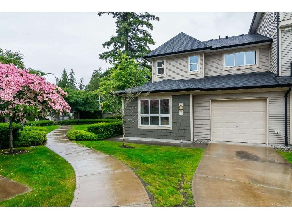"Photo 2: Photos: 22 7938 209 Street in Langley: Willoughby Heights Townhouse for sale in ""RED MAPLE PARK"" : MLS®# R2466681"