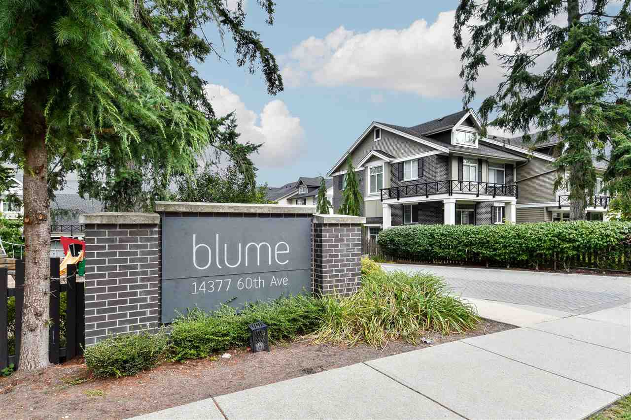 Entrance to Blume