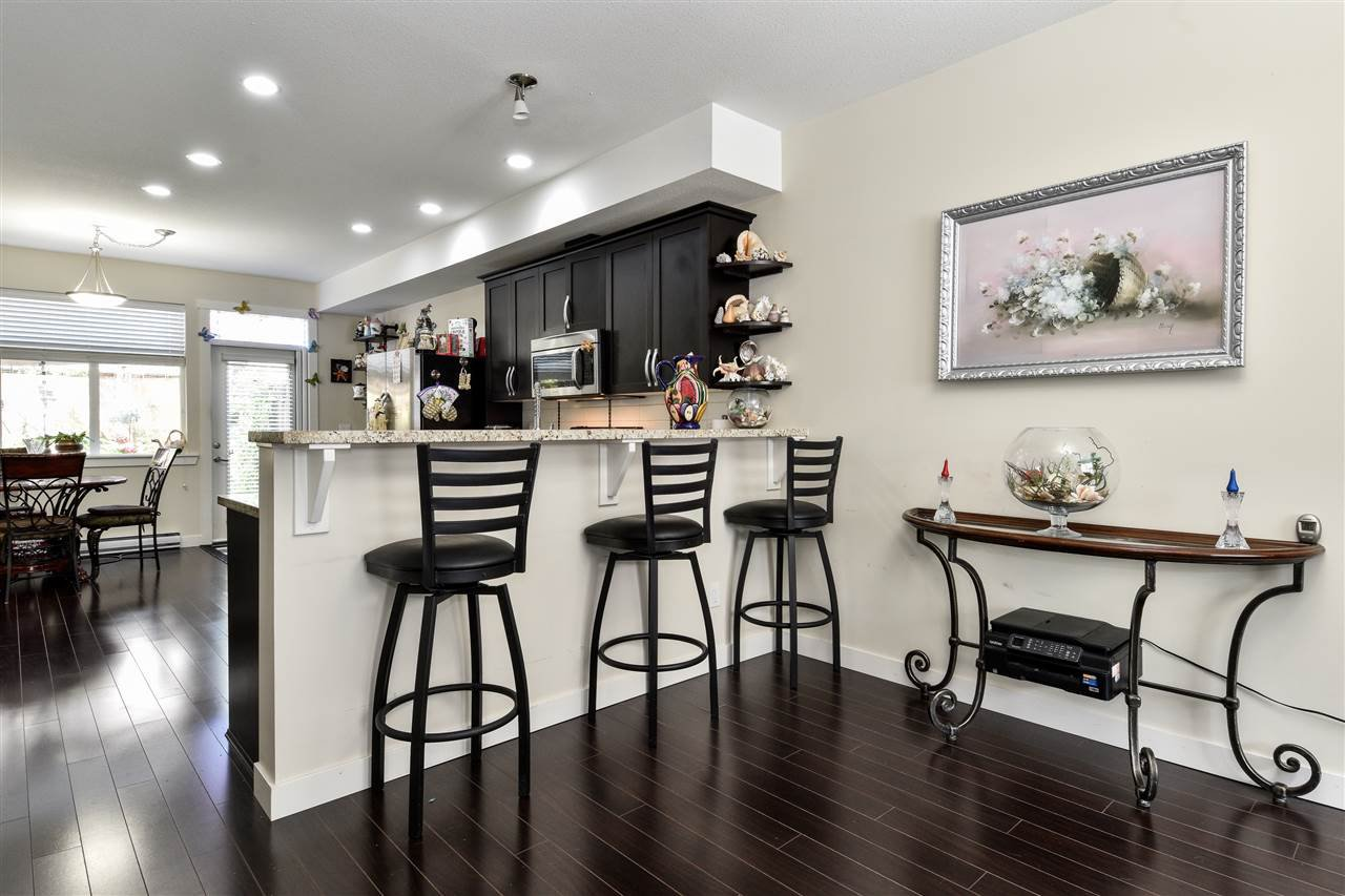 """Photo 7: Photos: 23 14377 60 Avenue in Surrey: Sullivan Station Townhouse for sale in """"Blume"""" : MLS®# R2493767"""
