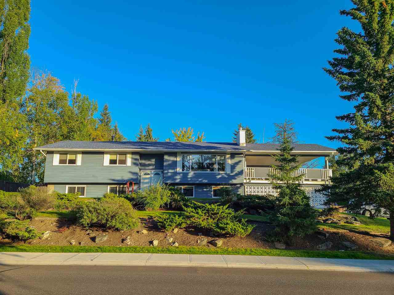 "Main Photo: 5300 YORK Drive in Prince George: Upper College House for sale in ""UPPER COLLEGE HEIGHTS"" (PG City South (Zone 74))  : MLS®# R2495982"