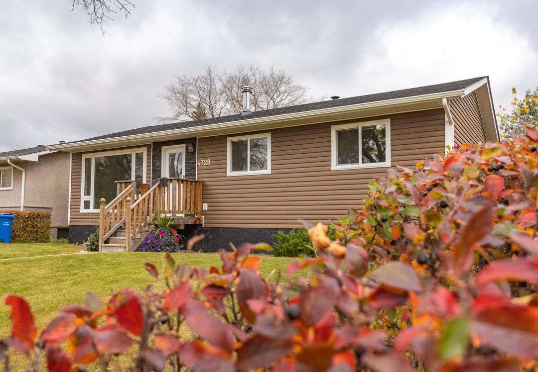 Main Photo: 4728 48 Avenue: Wetaskiwin House for sale : MLS®# E4217973