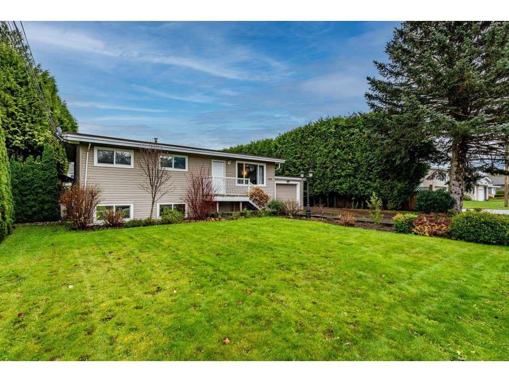 Main Photo: 6972 CENTENNIAL Drive in Chilliwack: Sardis East Vedder Rd House for sale (Sardis)  : MLS®# R2519002