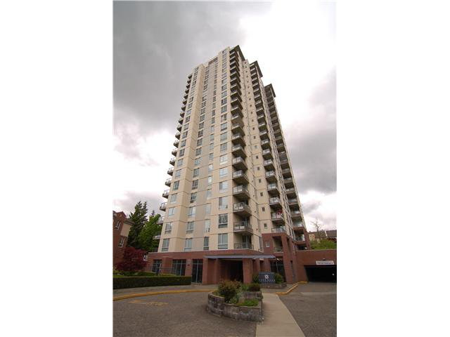 Photo 1: Photos: 606 7077 Beresford Street in Burnaby: Highgate Condo for sale (Burnaby South)  : MLS®# V890128
