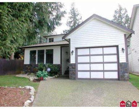 Main Photo: 15544 - 91st Avenue: House for sale (Fleetwood Tynehead)  : MLS®# F2506448