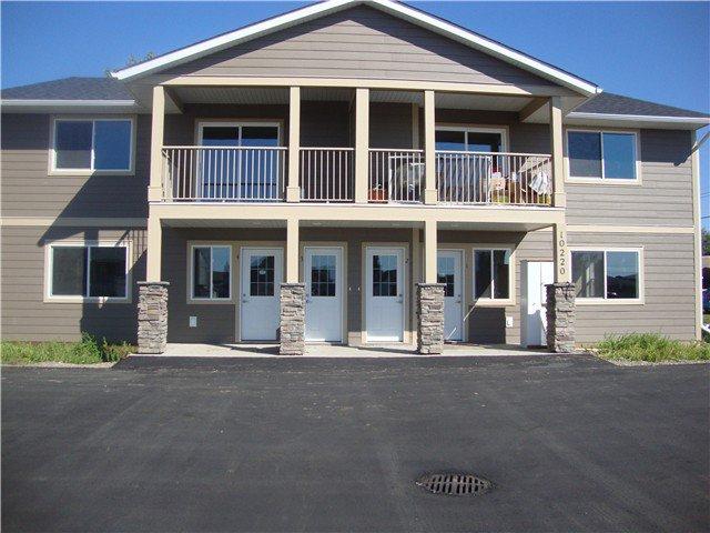 Main Photo: 3 10223 98TH Avenue in Fort St. John: Fort St. John - City SW Condo for sale (Fort St. John (Zone 60))  : MLS®# N234586