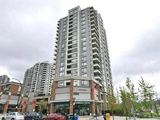 "Main Photo: 1104 4118 DAWSON Street in Burnaby: Brentwood Park Condo for sale in ""Tandem 1"" (Burnaby North)  : MLS®# V1057568"