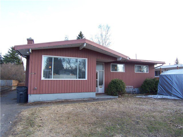 """Main Photo: 3091 1ST Avenue in Prince George: Nechako View House for sale in """"NECHAKO"""" (PG City Central (Zone 72))  : MLS®# N235098"""