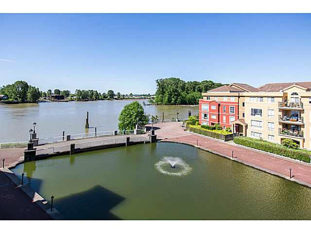 """Photo 20: Photos: 402 2 RENAISSANCE Square in New Westminster: Quay Condo for sale in """"THE LIDO"""" : MLS®# V1121816"""