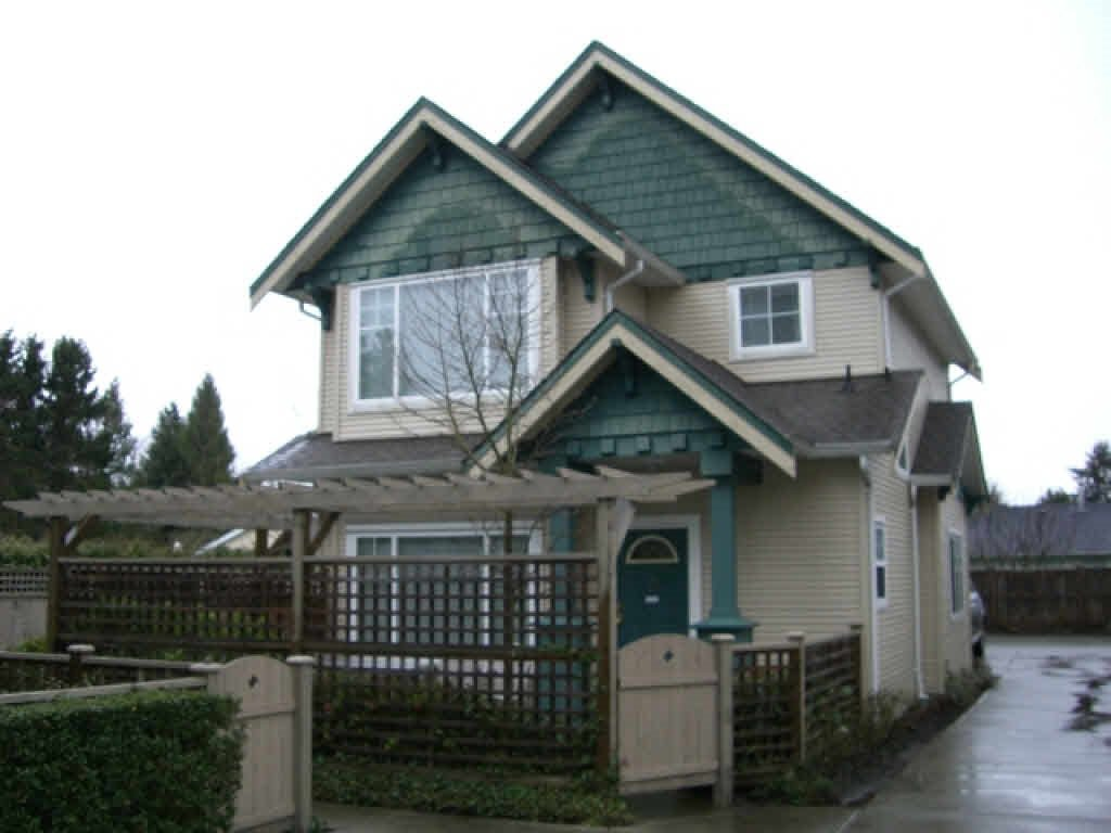 Main Photo: 9 10251 NO 1 Road in Richmond: Steveston North Townhouse for sale : MLS®# R2075095