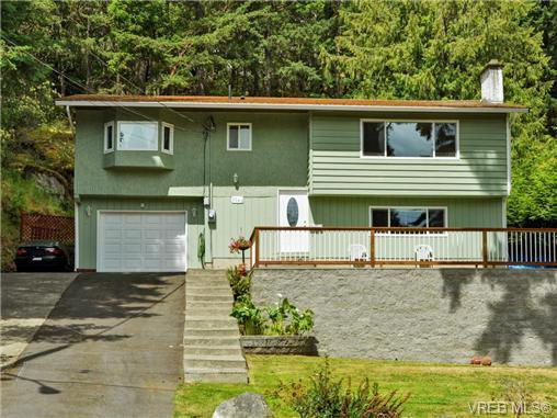 Main Photo: 3349 Betula Place in VICTORIA: Co Triangle Single Family Detached for sale (Colwood)  : MLS®# 367021