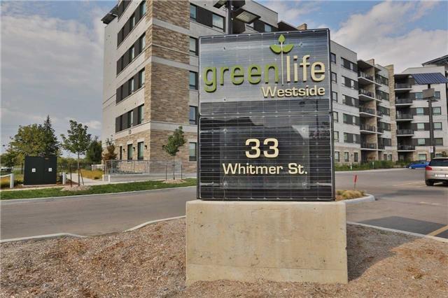 Main Photo: 321 33 Whitmer Street in Milton: Scott Condo for sale : MLS®# W3663616