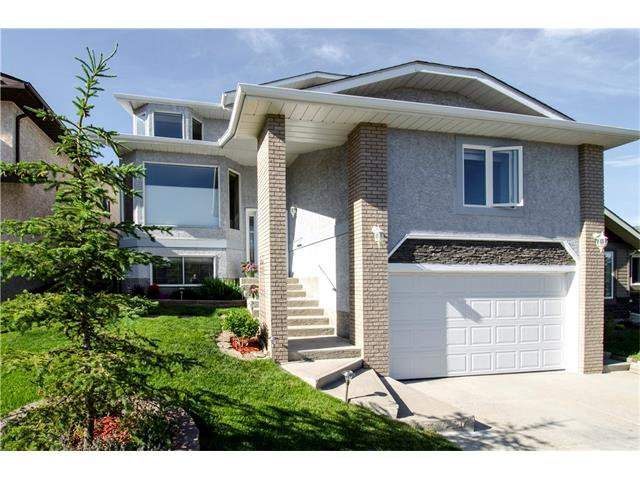Main Photo: 263 EDGELAND Road NW in Calgary: Edgemont House for sale : MLS®# C4102245