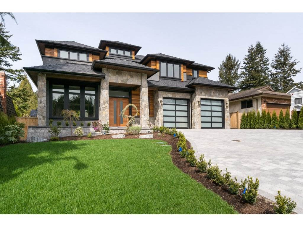 Main Photo: 12709 17A Avenue in Surrey: Crescent Bch Ocean Pk. House for sale (South Surrey White Rock)  : MLS®# R2154819