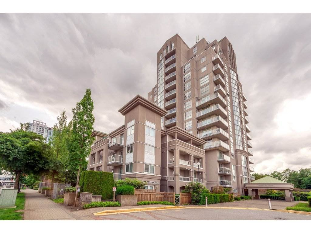 "Main Photo: 1106 10523 UNIVERSITY Drive in Surrey: Whalley Condo for sale in ""GRANDVIEW COURT"" (North Surrey)  : MLS®# R2179235"