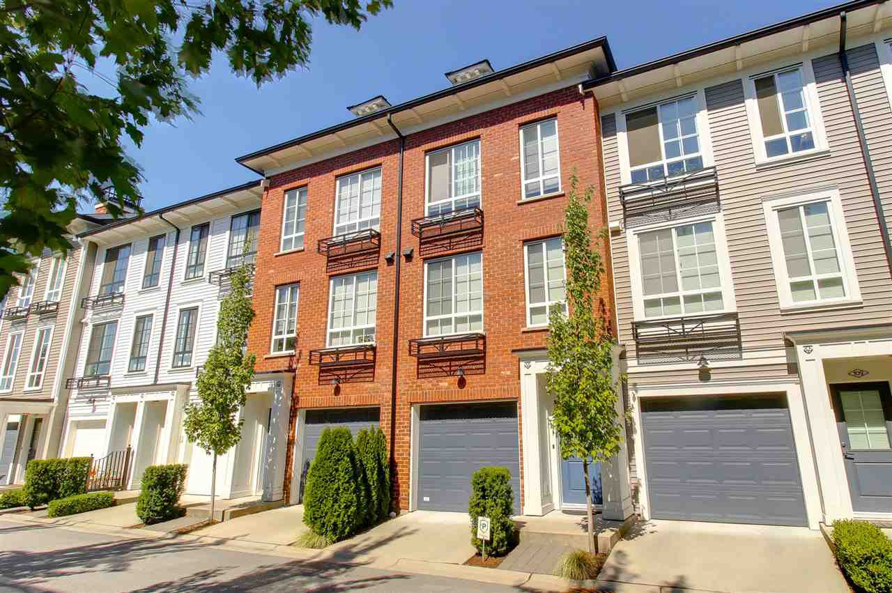 "Main Photo: 110 2428 NILE Gate in Port Coquitlam: Riverwood Townhouse for sale in ""DOMINION"" : MLS®# R2200730"