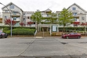 "Main Photo: 203 20268 54 Avenue in Langley: Langley City Condo for sale in ""Brighton Place"" : MLS®# R2222140"
