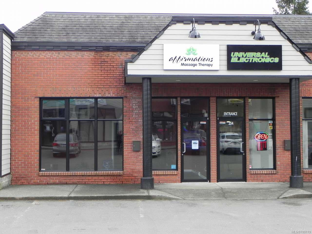 Main Photo: 203 1995 CLIFFE Avenue in COURTENAY: CV Courtenay City Mixed Use for lease (Comox Valley)  : MLS®# 780119