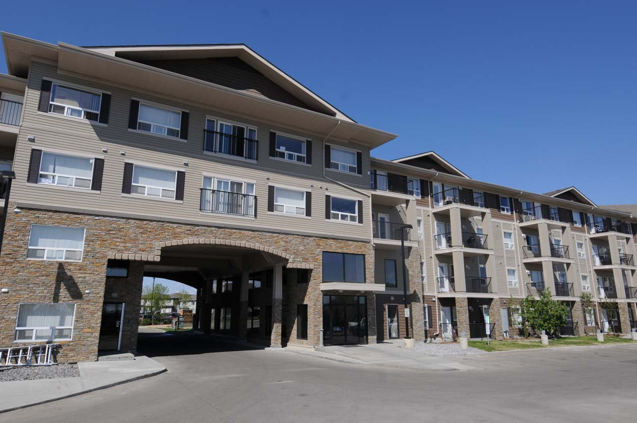 Main Photo: 426 1520 Hammond Gate NW in Edmonton: Condo for sale : MLS®# E4021276