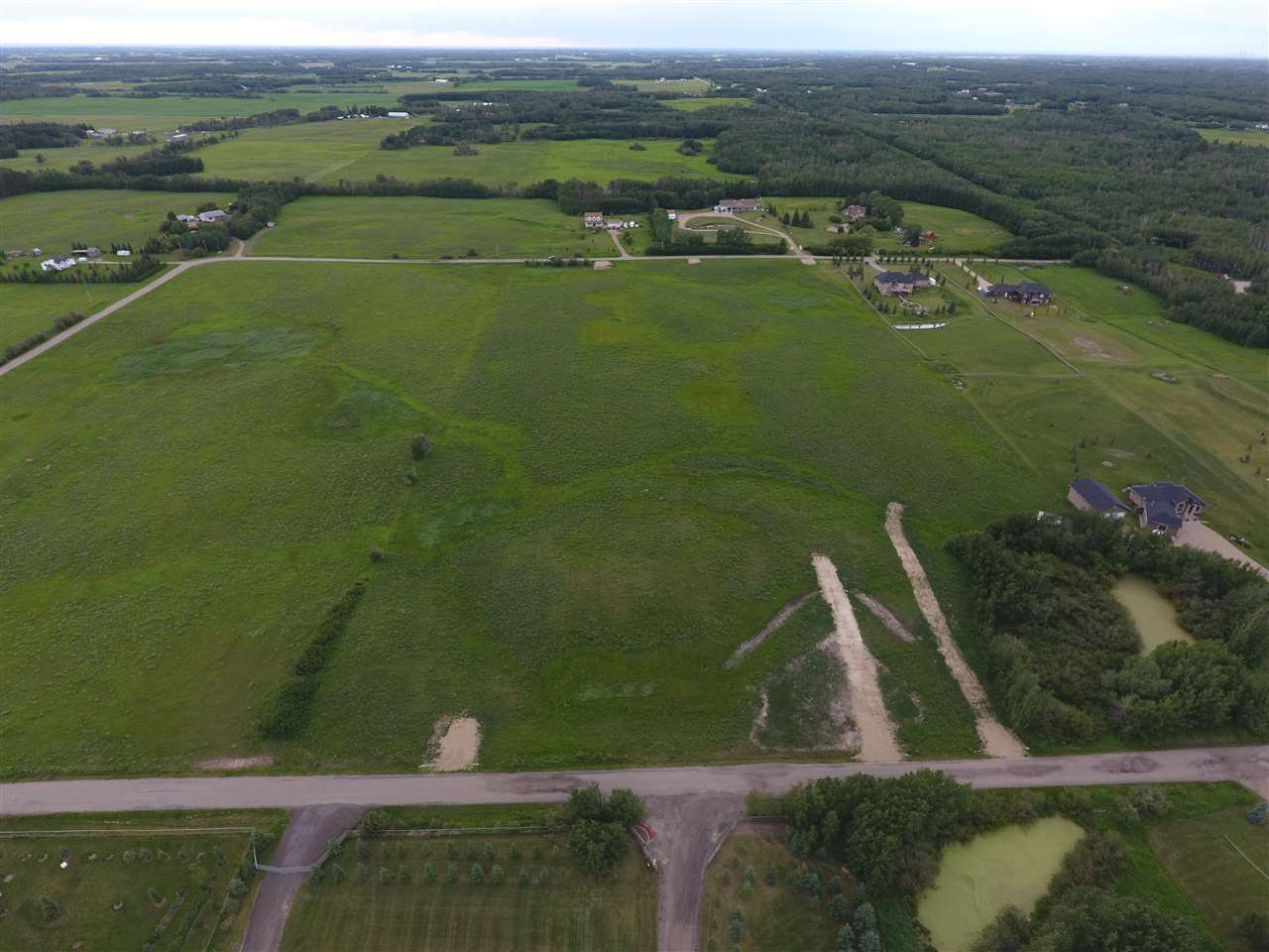 Main Photo: 22111 Twp Rd: Rural Leduc County Rural Land/Vacant Lot for sale : MLS®# E4118449